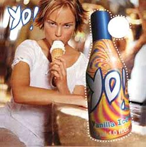 Yo! Vanilla Ice Oriflame dla kobiet