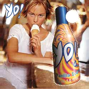 Yo! Vanilla Ice Oriflame для женщин