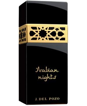 Туалетная вода Arabian Nights Jesus Del Pozo для мужчин