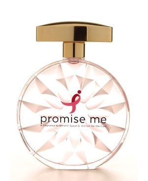 Promise Me Susan G. Komen for the Cure for women