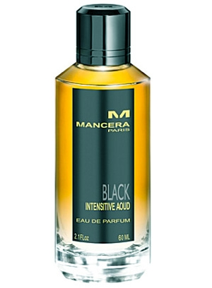 Парфюм Voyage en Arabie Black Intensitive Aoud Mancera для мужчин и женщин