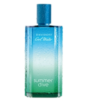 Davidoff Cool Water Summer Dive Man di Davidoff da uomo