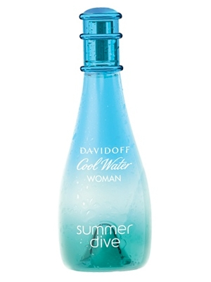 Davidoff Cool Water Summer Dive Woman Davidoff pour femme