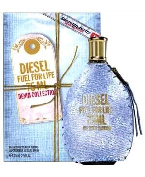 fuel for life denim collection femme diesel perfume a. Black Bedroom Furniture Sets. Home Design Ideas