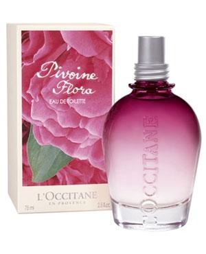 Pivoine Flora Eau de Toilette L`Occitane en Provence para Mujeres