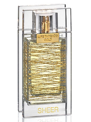 Life Threads Gold Sheer La Prairie de dama