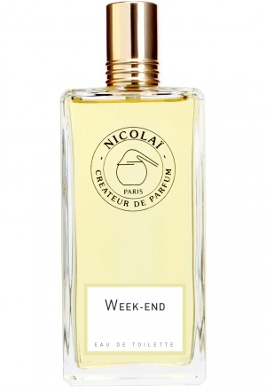 Week End Nicolai Parfumeur Createur 女用