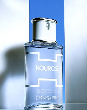 Kouros Energizing 2010 Yves Saint Laurent de barbati