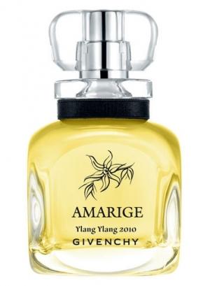 Givenchy Harvest 2010 Amarige Ylang Ylang Givenchy de dama