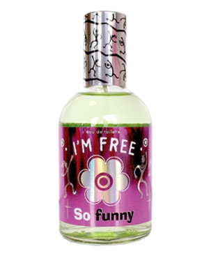I'm Free So Funny Laurence Dumont für Frauen