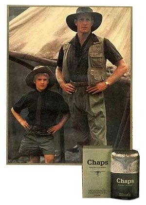 Chaps Musk Ralph Lauren für Männer