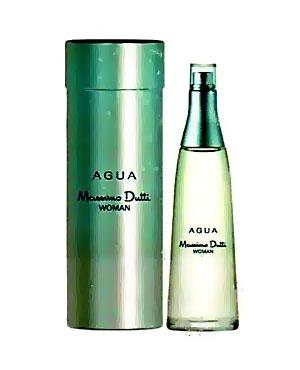 Agua Massimo Dutti für Frauen