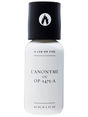 L'Anonyme ou OP-1475-A A Lab on Fire for women and men