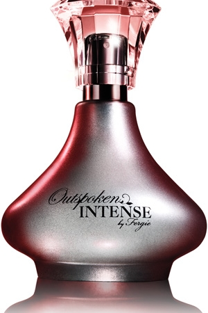 Outspoken Intense by Fergie Avon for women