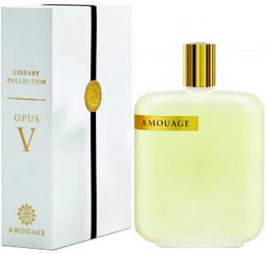 The Library Collection Opus V Amouage unisex