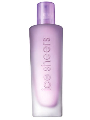 Ice Sheers Delicious Avon de dama