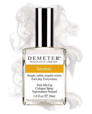 Incense Demeter Fragrance for women and men