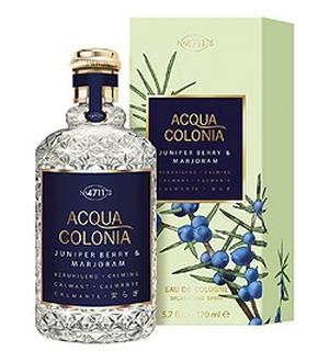 4711 Acqua Colonia Juniper Berry & Marjoram Maurer & Wirtz für Frauen und Männer