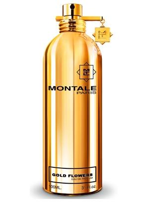 Парфюм Gold Flowers Montale для мужчин и женщин