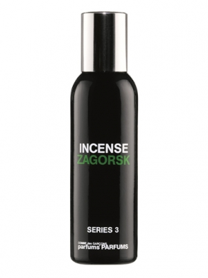 Comme des Garcons Series 3 Incense: Zagorsk Comme des Garcons for women and men