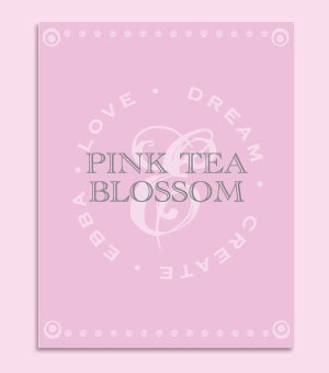 Pink Tea Blossom Ebba Los Angeles unisex