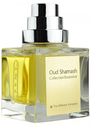 Oud Shamash The Different Company pour homme et femme