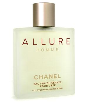 Allure Homme Eau Fraichissante Pour l`Ete Chanel για άνδρες