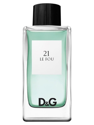 D&G Anthology Le Fou 21 Dolce&Gabbana de barbati