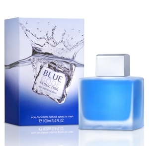 Blue Cool Seduction for Men Antonio Banderas для мужчин