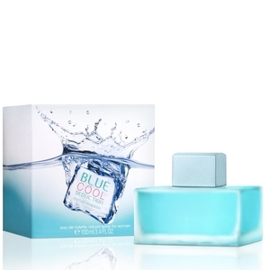 Blue Cool Seduction for Women Antonio Banderas Feminino