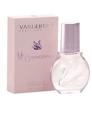 Miss Vanderbilt Gloria Vanderbilt for women
