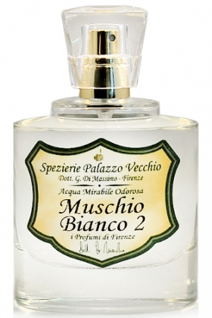 Muschio Bianco 2 I Profumi di Firenze 中性