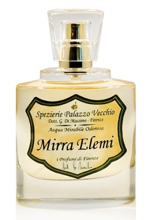 Mirra Elemi I Profumi di Firenze for women and men