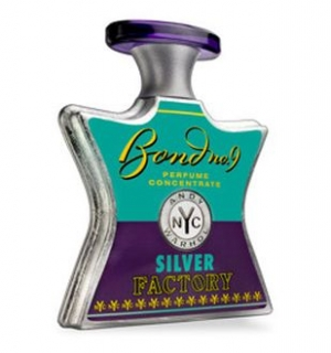 Andy Warhol Silver Factory Bond No 9 unisex