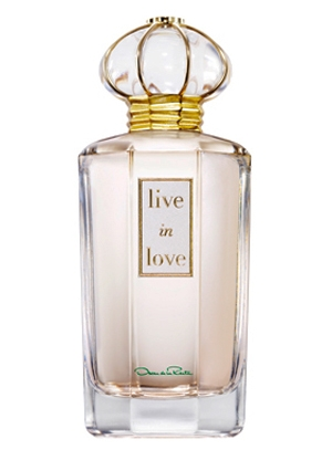 Live in Love Oscar de la Renta for women