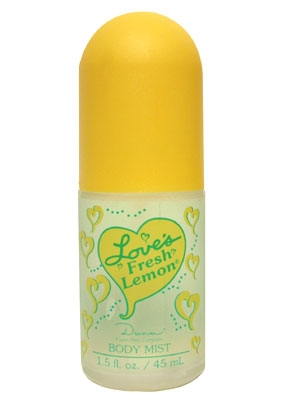 Love's Lemon Scent Dana для женщин