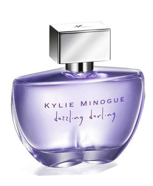 Dazzling Darling Kylie Minogue de dama