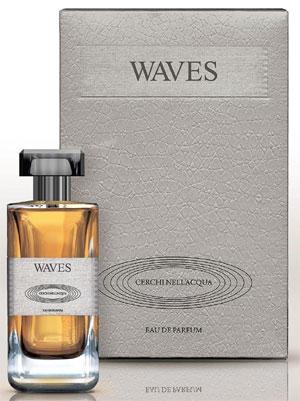Waves Cerchi Nell'Acqua para Hombres y Mujeres