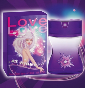 Love Love At Night Parfums Love Love de dama