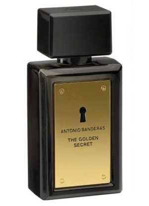 The Golden Secret Antonio Banderas pour homme