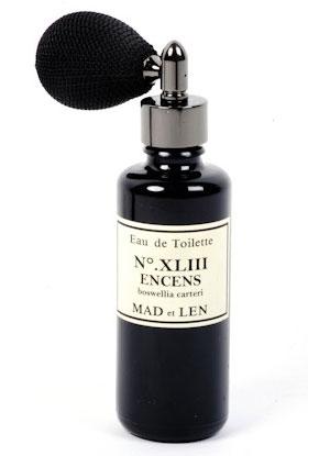 No. XLIII Encens Mad et Len dla kobiet i mężczyzn