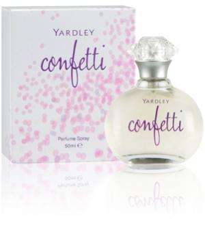 Confetti Yardley für Frauen