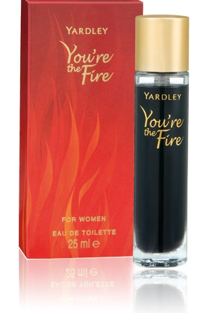 You're the Fire Yardley pour femme