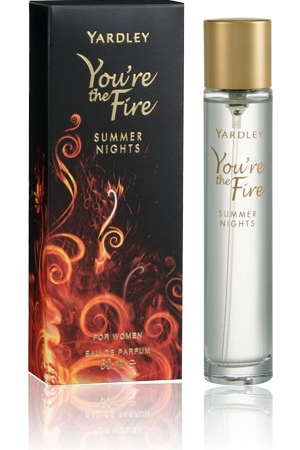 You're the Fire Summer Nights Yardley für Frauen