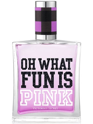 Oh What Fun is Pink Victoria`s Secret de dama