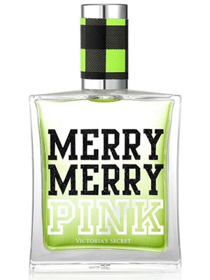 Merry Merry Pink Victoria`s Secret for women