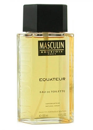 Masculin Equateur Bourjois for men