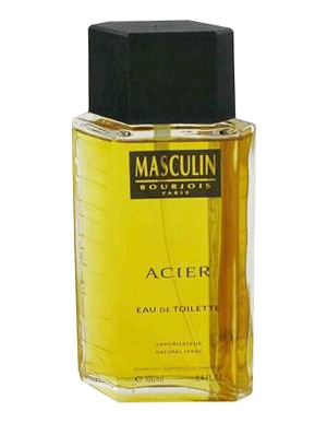 Masculin Acier Bourjois for men