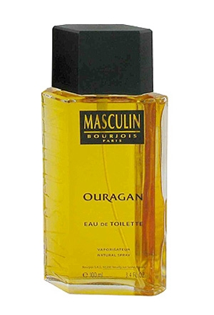 Masculin Ouragan Bourjois pour homme