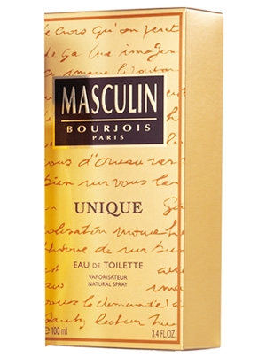 Masculin Unique Bourjois Masculino